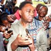 Hakainde Hichilema bruised by Costa Mwansa during assignment programme