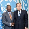 UN MOURNS DEATH OF ZAMBIAN PRESIDENT, MICHAEL CHILUFYA SATA